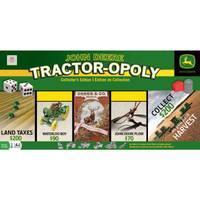 MasterPieces John Deere Tractor-Opoly Game from Blain's Farm and Fleet