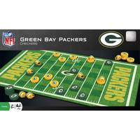 MasterPieces NFL Green Bay Packers Team Checkers from Blain's Farm and Fleet