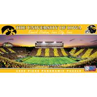 MasterPieces Iowa Hawkeyes Stadium Panoramic Jigsaw Puzzle from Blain's Farm and Fleet