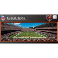 MasterPieces NFL Chicago Bears 1000-Piece Panoramic Stadium Puzzle from Blain's Farm and Fleet