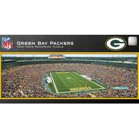 MasterPieces NFL Green Bay Packers Stadium 1000-Piece Panoramic Jigsaw Puzzle from Blain's Farm and Fleet