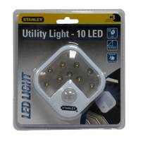 Stanley 10-LED Motion Activated Sensor Light from Blain's Farm and Fleet