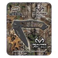 Realtree Xtra Folding Knife from Blain's Farm and Fleet
