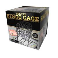 Cardinal Games Deluxe Wire Cage Bingo Set from Blain's Farm and Fleet