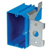 Carlon Non-Metallic Wall Box with Adjustable Bracket from Blain's Farm and Fleet