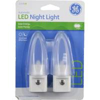 GE Automatic LED Night Light-2 Pack from Blain's Farm and Fleet