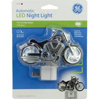 GE Incandescent Motorcycle Night Light from Blain's Farm and Fleet