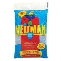 Melt Man 50 lb Ice Melt from Blain's Farm and Fleet