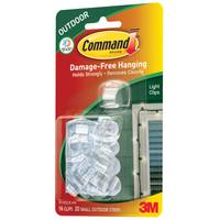 Command Outdoor Light Clips from Blain's Farm and Fleet