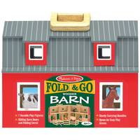 Melissa & Doug Fold & Go Barn from Blain's Farm and Fleet