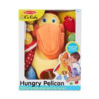 Melissa & Doug K's Kids Hungry Pelican Learning Toy from Blain's Farm and Fleet