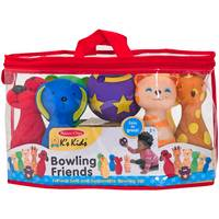 Melissa & Doug K's Kids Bowling Friends Preschool Set from Blain's Farm and Fleet