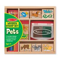 Melissa & Doug Pets Stamp Set from Blain's Farm and Fleet