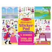 Melissa & Doug Princess Castle Reusable Sticker Pad from Blain's Farm and Fleet