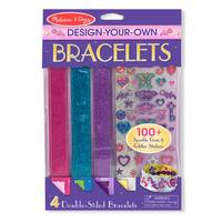 Melissa & Doug Design-Your-Own Bracelets from Blain's Farm and Fleet