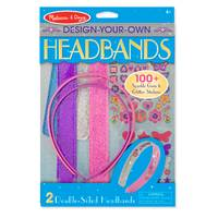 Melissa & Doug Design-Your-Own Headbands from Blain's Farm and Fleet