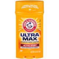 Arm & Hammer 2.6 Ounce Ultra Max Deodorant from Blain's Farm and Fleet