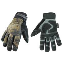 Youngstown Glove Men's Camo Waterproof Winter Glove from Blain's Farm and Fleet