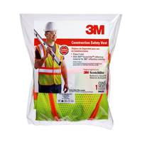 3M Two - Tone Hi - Viz Construction Safety Vest from Blain's Farm and Fleet