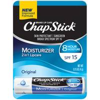 ChapStick Chapstick Lip Moisturizer SPF 12 from Blain's Farm and Fleet