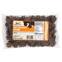 Blain's Farm & Fleet Dark Chocolate Stars from Blain's Farm and Fleet