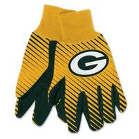 NFL Green Bay Packers Utility Work Gloves from Blain's Farm and Fleet