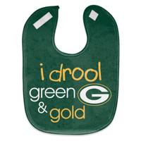 NFL Green Bay Packers All Pro Baby Bib from Blain's Farm and Fleet