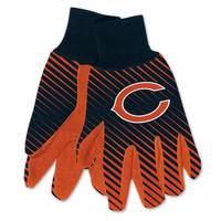NFL Chicago Bears Utility Work Gloves from Blain's Farm and Fleet