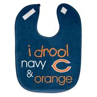 NFL Chicago Bears All Pro Baby Bib from Blain's Farm and Fleet