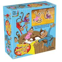 University Games Five Little Monkeys Jumping on Bed Game from Blain's Farm and Fleet