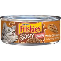 Friskies Extra Gravy Chunky With Chicken from Blain's Farm and Fleet
