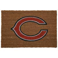 The Memory Company Chicago Bears Logo Door Mat from Blain's Farm and Fleet