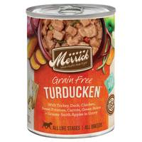 Merrick 13.2 oz Grain Free All Life Stages Turducken Dog Food from Blain's Farm and Fleet