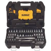DEWALT 108 Piece Mechanic's Tool Kit from Blain's Farm and Fleet