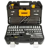 DEWALT 142 Piece Mechanic's Tool Set with Case from Blain's Farm and Fleet
