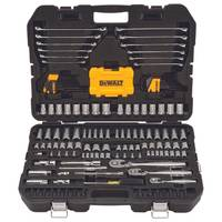 DEWALT 168 Piece Mechanic's Tool Kit from Blain's Farm and Fleet