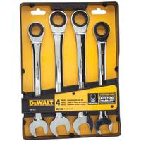 DEWALT Metric Jumbo Ratcheting Combo Wrench Set from Blain's Farm and Fleet