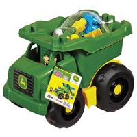 Mega Bloks John Deere Dump Truck from Blain's Farm and Fleet
