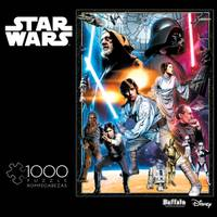 Buffalo Games 1000-Piece Star Wars Photomosaic Puzzle Assortment from Blain's Farm and Fleet