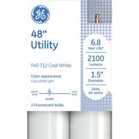 GE 2pk 40W T12 Utility Bulbs from Blain's Farm and Fleet