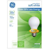 GE Energy-Efficient Soft Light from Blain's Farm and Fleet