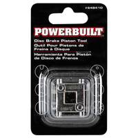 Powerbuilt Disc Brake Piston Tool from Blain's Farm and Fleet