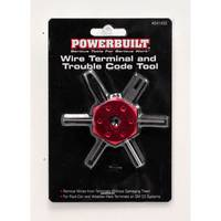 Powerbuilt Wire Terminal & Trouble Code Tool from Blain's Farm and Fleet