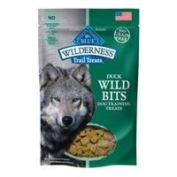 Blue Buffalo Wilderness Duck Wild Bits Dog Training Treats from Blain's Farm and Fleet