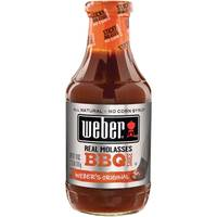 Weber 18  Ounce Original BBQ Sauce from Blain's Farm and Fleet