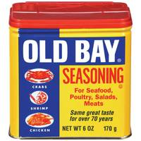 Old Bay Seasoning Can from Blain's Farm and Fleet