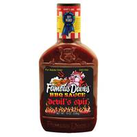 Famous Dave's Devils Spit BBQ Sauce from Blain's Farm and Fleet
