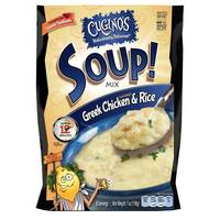 Cugino's Greek Chicken & Rice Soup Mix from Blain's Farm and Fleet