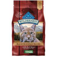 Blue Buffalo Wilderness 4 lb Mountain Red Meat Adult Cat Food from Blain's Farm and Fleet