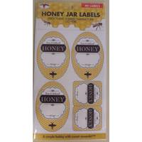 Little Giant Honey Jar Labels from Blain's Farm and Fleet